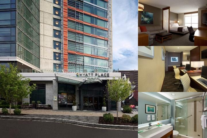 Hyatt Place Washington DC / Us Capitol photo collage