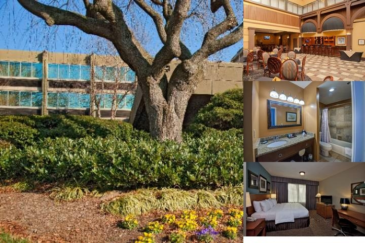 Radisson Washington DC Rockville Md photo collage