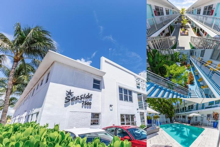 Seaside Apartment Hotel 7500 Collins Ave Miami Beach Fl