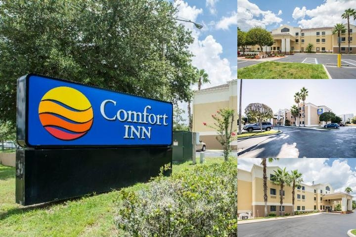 Comfort Inn Deland Near University photo collage
