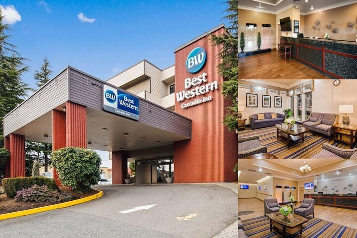 Best Western Cascadia Inn photo collage