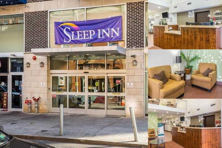 Sleep Inn Center City photo collage