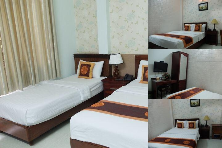Ngoc Minh Hotel photo collage