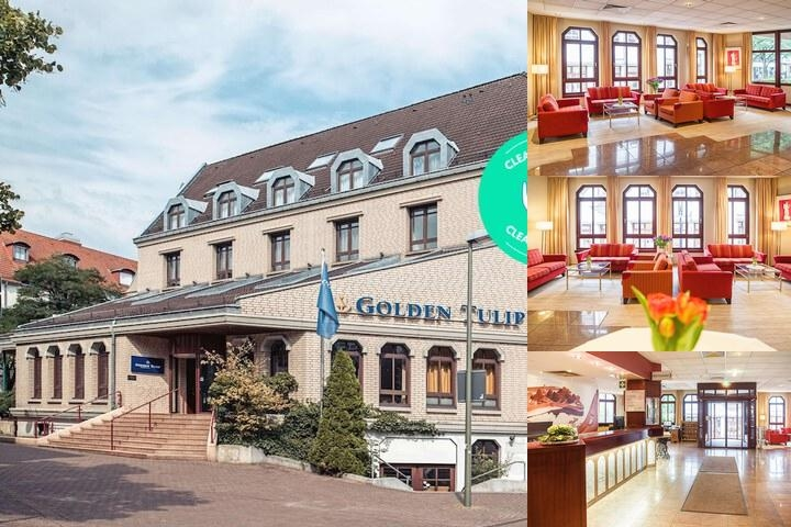 Golden Tulip Bielefeld City photo collage