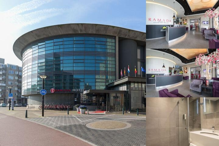 Ramada The Hague Scheveningen photo collage
