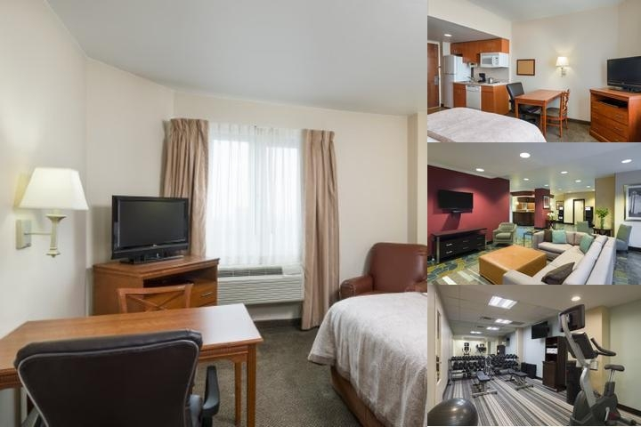 Candlewood Suites Times Square photo collage