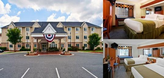 Microtel Inn & Suites by Wyndham Kingsland photo collage