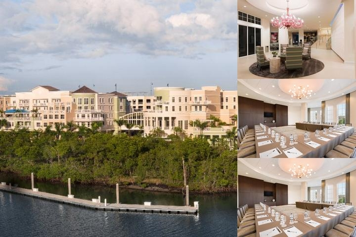 Wyndham Grand Jupiter at Harbourside Place photo collage