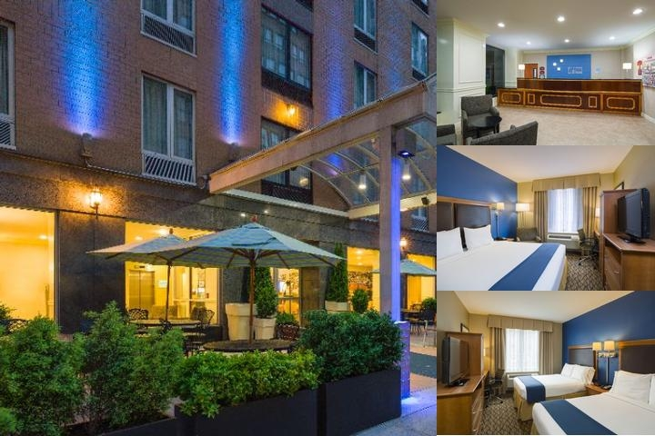 Holiday Inn Express Chelsea photo collage