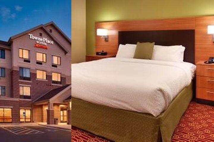 Towneplace Suites by Marriott Vernal photo collage