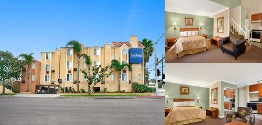 Travelodge Inn & Suites Gardena Ca photo collage