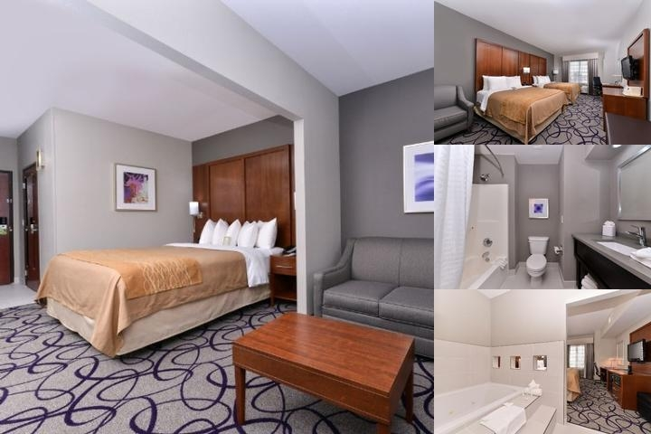 Comfort Inn & Suites Frisco photo collage