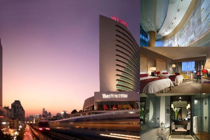 The Westin Grande Sukhumvit Bangkok photo collage