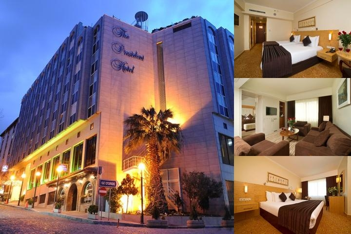 Best Western Plus The President Hotel photo collage