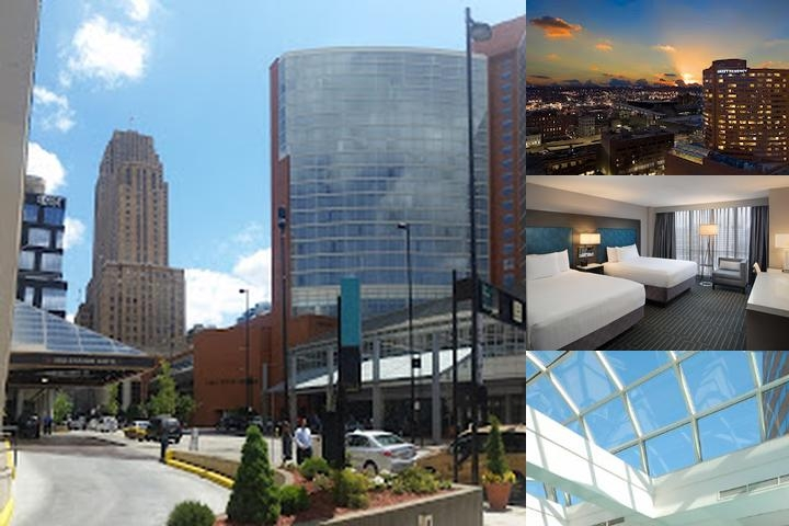 Hyatt Regency Cincinnati photo collage