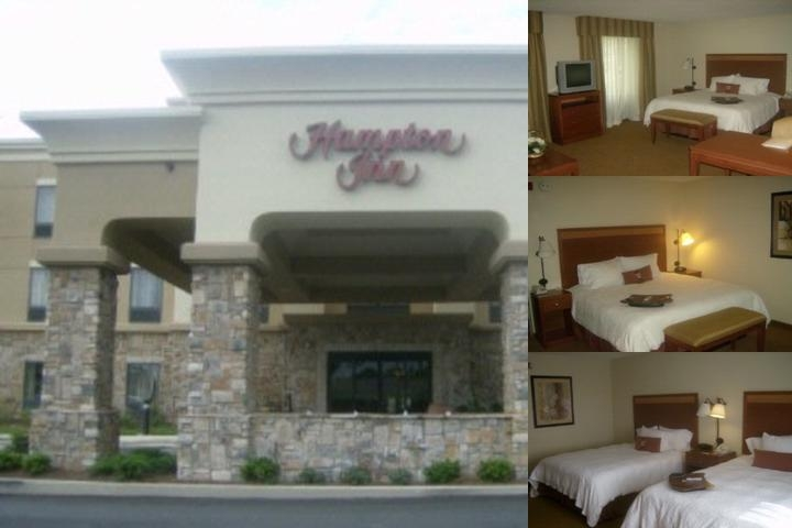 Hampton Inn by Hilton Montgomery Airport South photo collage