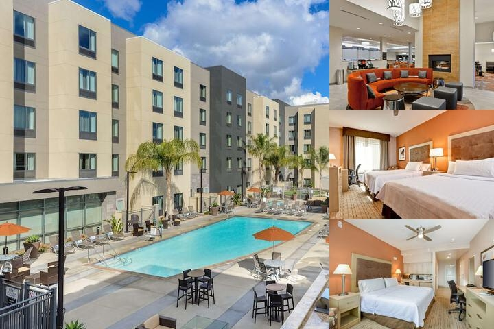 Homewood Suites by Hilton Anaheim Resort / Convent photo collage