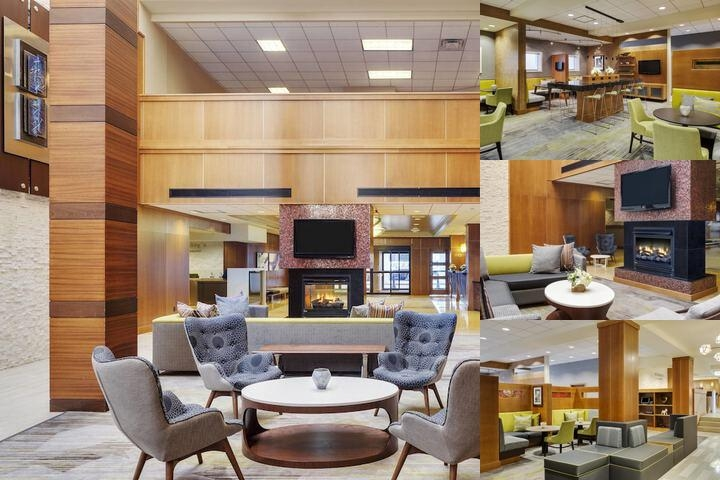 Courtyard by Marriott Boston Logan Airport photo collage