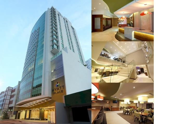 Hyatt Place Panama City / Downtown photo collage