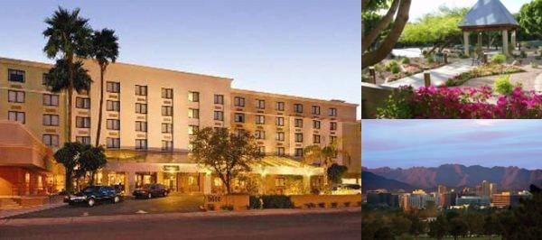 Wyndham Garden Phoenix Midtown photo collage