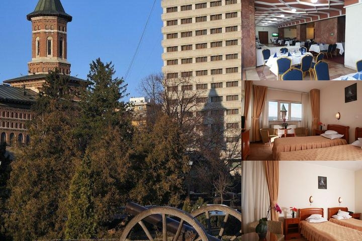 Hotel Moldova Iasi photo collage