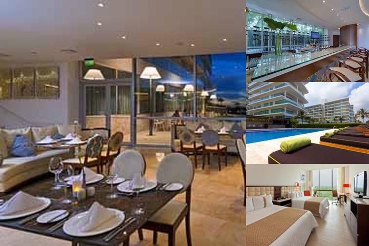 Holiday Inn Cartagena Morros photo collage