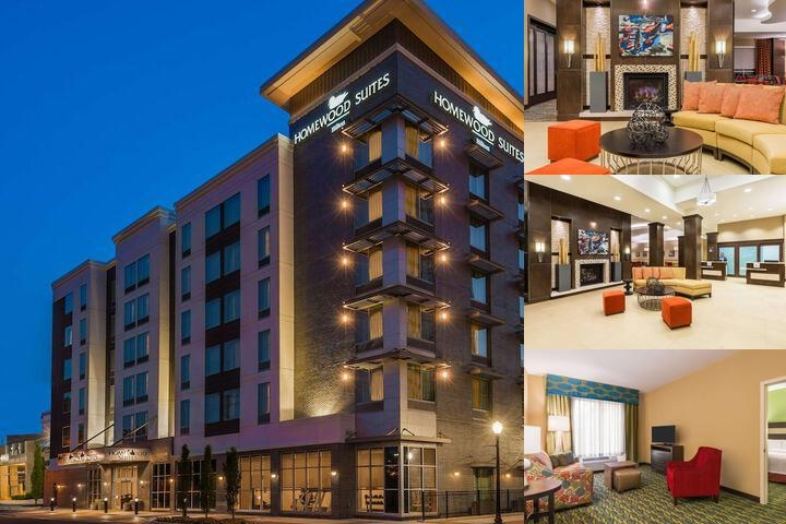 Homewood Suites photo collage