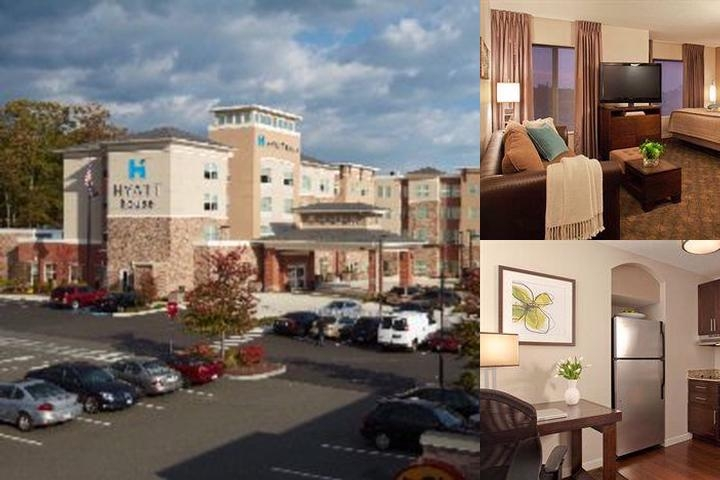 Hyatt House Shelton photo collage