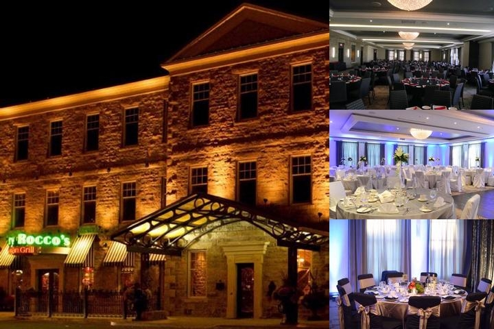 Stone Mill Ballroom & Inn photo collage