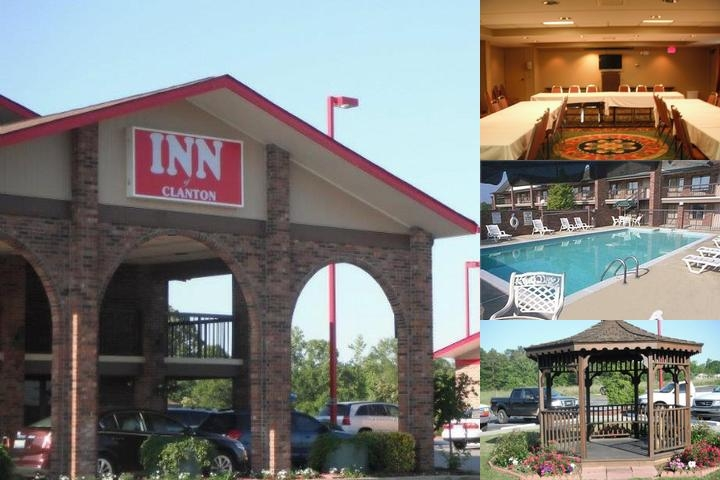 Inn of Clanton photo collage