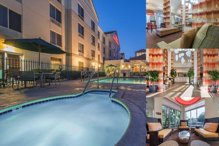Hilton Garden Inn Arcadia Pasadena photo collage