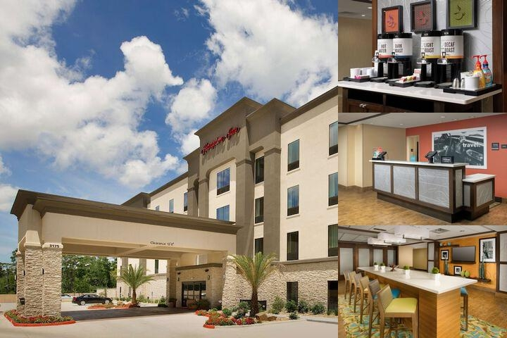 Hampton Inn Lake Charles photo collage