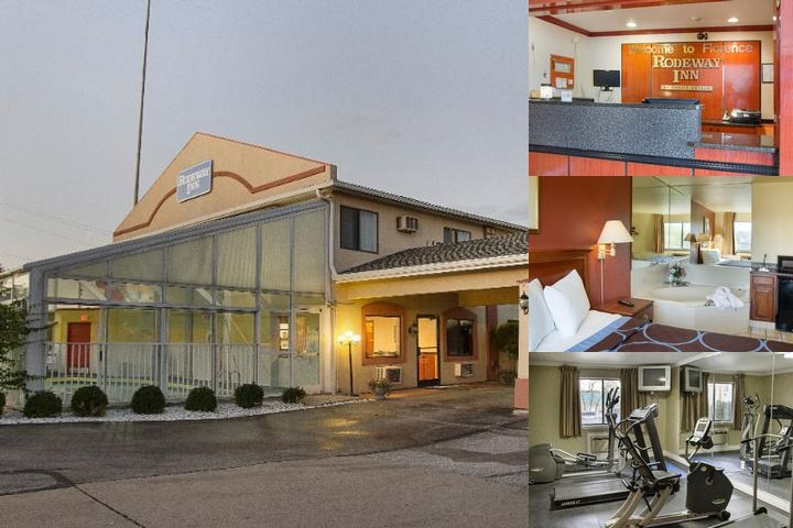 Rodeway Inn Florence photo collage