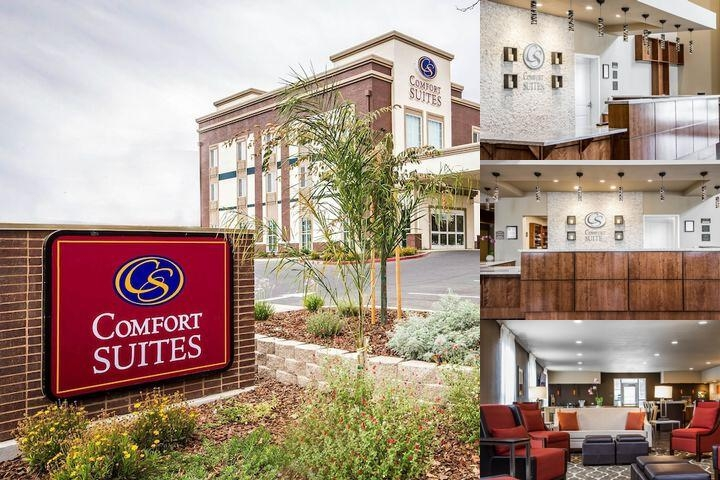 COMFORT SUITES WOODLAND - Woodland CA 2080 Freeway 95776