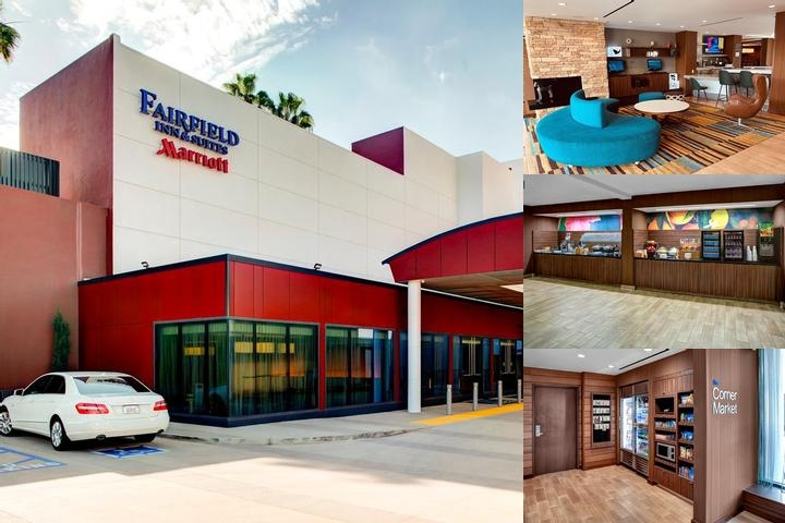 Fairfield Inn & Suites Los Angeles Lax / El Segund photo collage