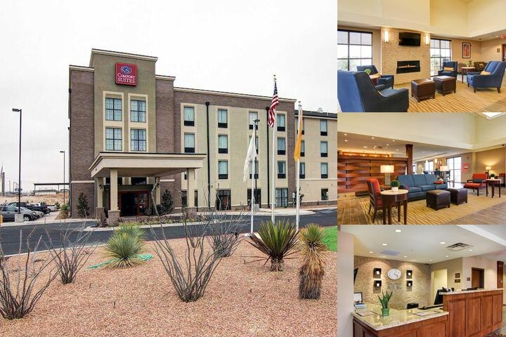 Comfort Suites Carlsbad photo collage