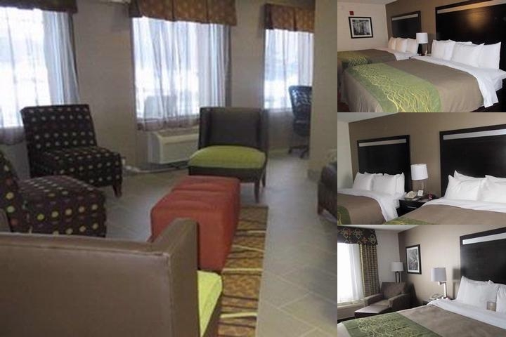 Comfort Inn Painesville photo collage