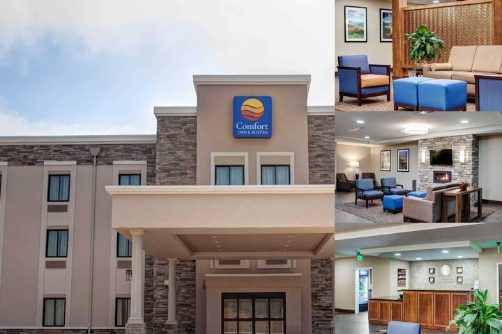 Comfort Inn & Suites Caldwell photo collage