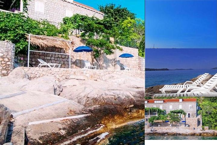 Studio With Private Beach & Amazing Views photo collage