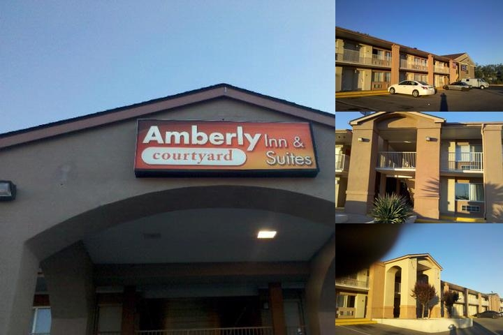 Amberly Courtyard Inn & Suites photo collage