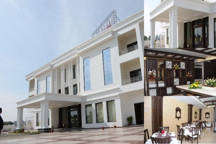 Hotel Raj Villas photo collage
