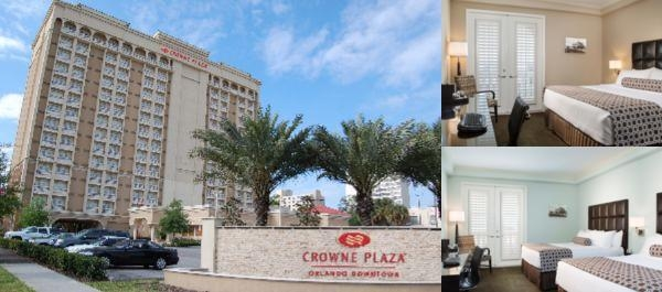 Crowne Plaza Orlando Downtown photo collage