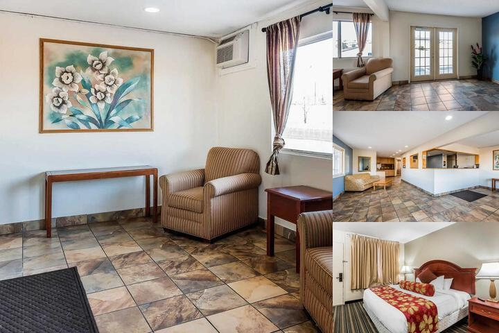 Providence Suites photo collage