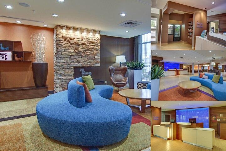 Fairfield Inn & Suites Natchitoches photo collage