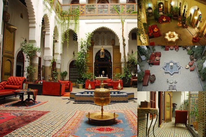 Riad El Ghalia photo collage