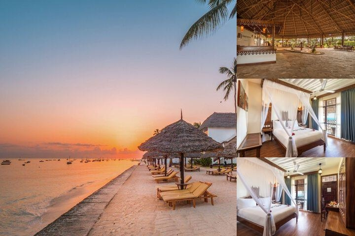 Doubletree Resort by Hilton Zanzibar Nungwi photo collage