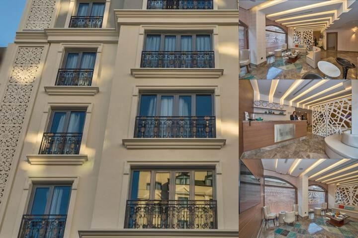 Inntel Hotel Istanbul photo collage