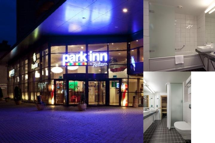 Park Inn by Radisson Kaunas Hotel photo collage