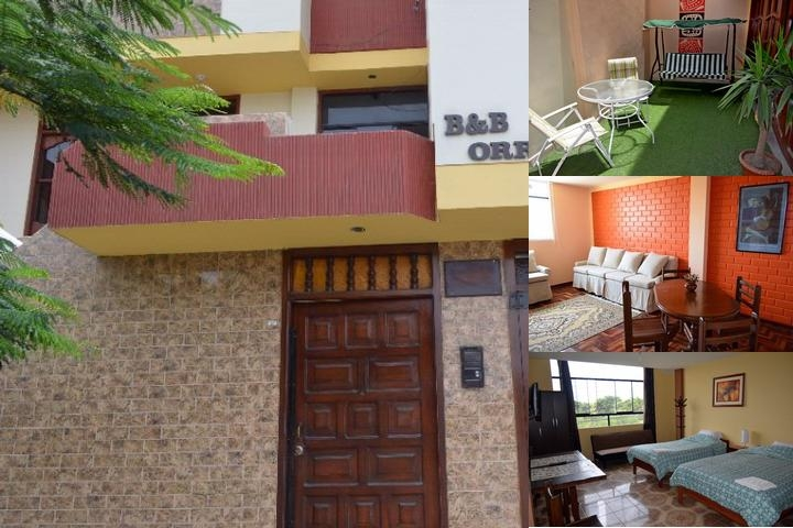 B & B Orrego photo collage