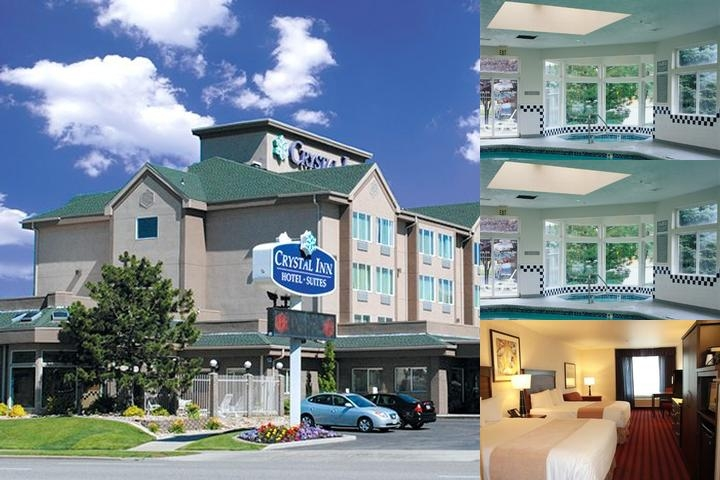 Crystal Inn Hotel & Suites photo collage